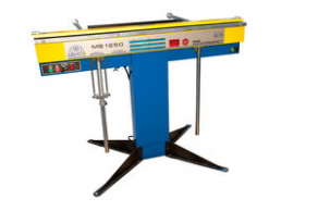Electromagnetic bending machine - 6 t | MB 1250