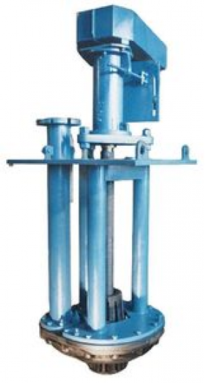 Slurry pump / vertical - max  7 000 gpm | 5000 series Weir