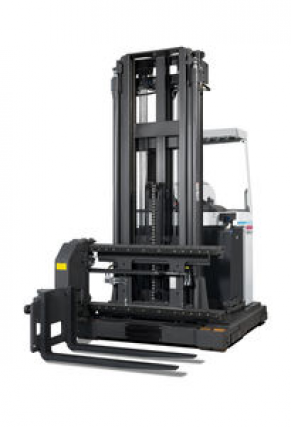 Narrow aisle reach truck - 1 250 - 1 500 kg | URF series