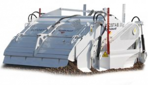 Soil stabilizer towed video systems - ROTOSTAB 330