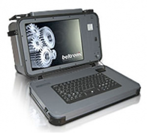Rugged portable computer workstation - Bit-RPC 1500-PXI