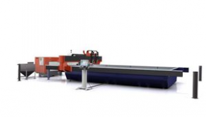 Water-jet cutting machine / for large parts - max. 10 084 x 3068 mm | ByJet Classic L