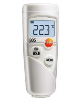 Pocket infrared thermometer / miniature / waterproof / robust - -13 °F ... +482 °F | 805