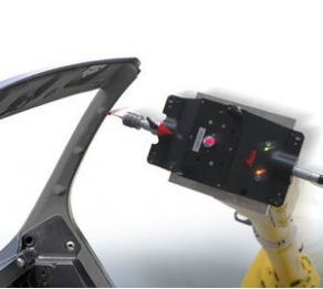 Laser tracker based measuring systems robot - Leica Absolute Tracker AT901
