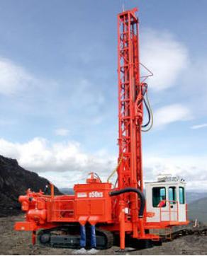 Blasthole drilling rig - ø 152 - 229 mm, 45 m | D50KS Sandvik Mining