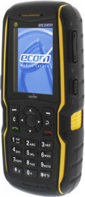 Portable telephone / intrinsically safe - Ex-HSPA 08