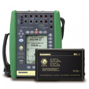 Multifunction calibrator / intrinsically safe - ATEX, IP65 | MC5-IS