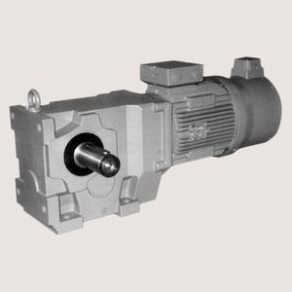 Helical electric gearmotor / bevel - 0.12 - 45 kW | ALMO Série K