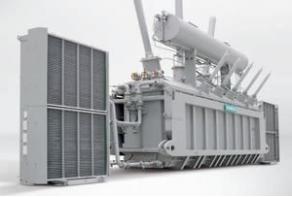 Distribution auto-transformer / high-power - 200 MVA SIEMENS