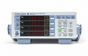 Power measuring device - WT300 Series