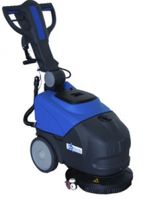 Walk-behind scrubber-dryer / with power cable / battery-powered - STARFAIP 20