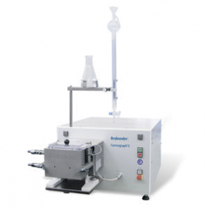 Rheometer for the food industry - ICC No. 115/1, AACC No. 54-21, ISO 5530-1