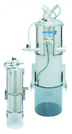 Vacuum pump filter - FSK, FSA motan-colortronic gmbh