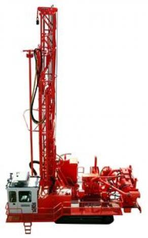 Blasthole drilling rig - ø 127 - 203 mm, 45 m | D245S Sandvik Mining