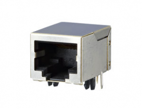 RJ45 connector / shielded