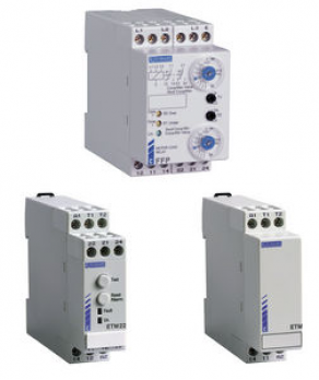 Security relay / engine - 24 - 230 V | ETM series