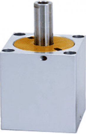 Pneumatic cylinder / single-action / compact - 3/4 - 3""