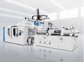 Horizontal injection molding machine / hydraulic / bi-material - 850 - 4 000 t | MX series