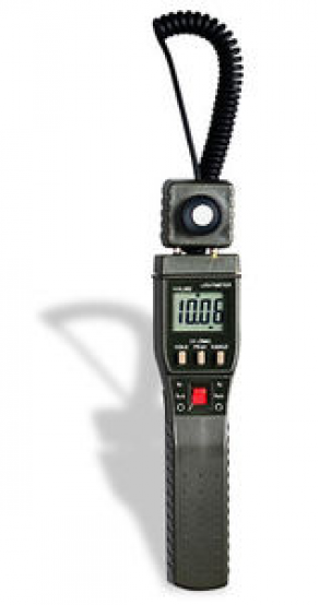 Digital light meter - 20 - 200 000 Lux | HHLM-2, HHLM-1, HHLM-1MV