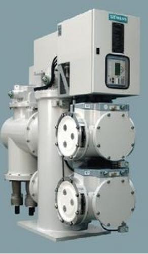 Primary switchgear / gas-insulated - max  170 kV | 8DN8 SIEMENS EM