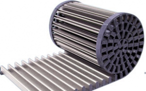 Metallic ventilation grill - ARR series