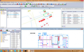 electric cad software / for wiring harnesses design - schemcabling