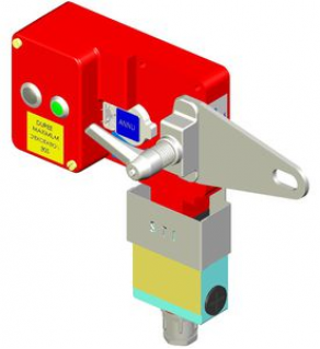 Safety lock / electromagnetic - IP40 | SENLT